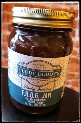 Fuddy Duddy's FROG Jam