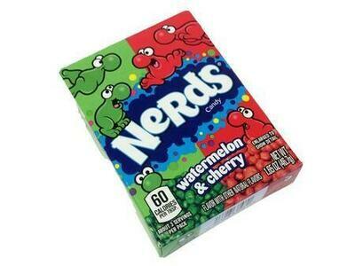 Nerds Candy - Watermelon & Cherry