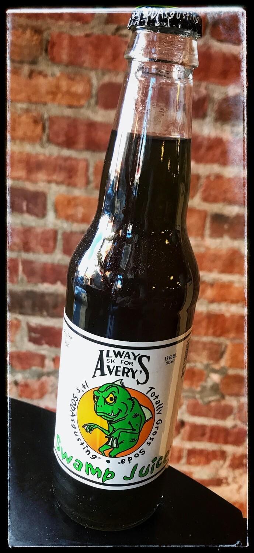 Avery's Gross Soda - Swamp Juice