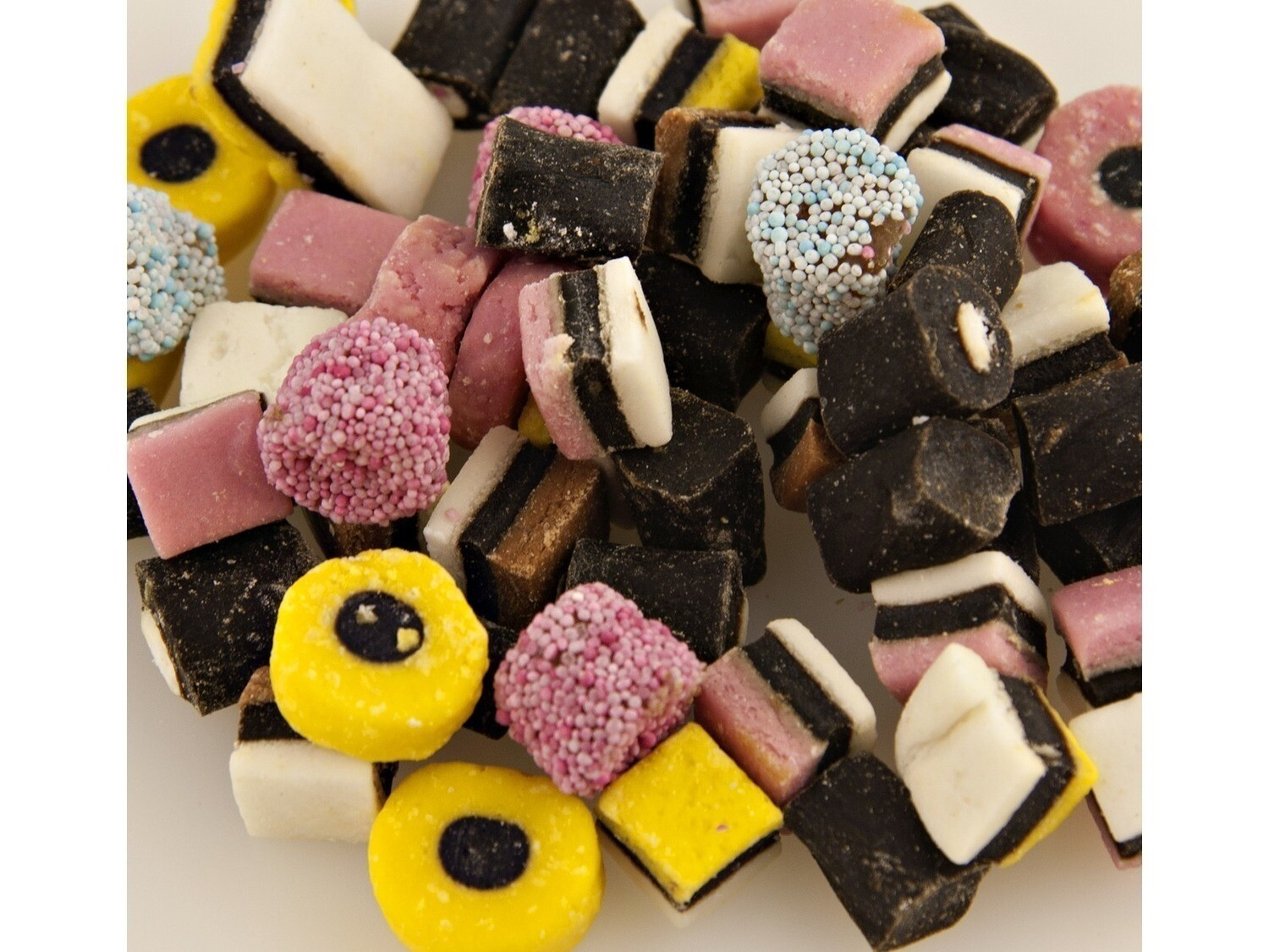 Licorice Mini Allsorts