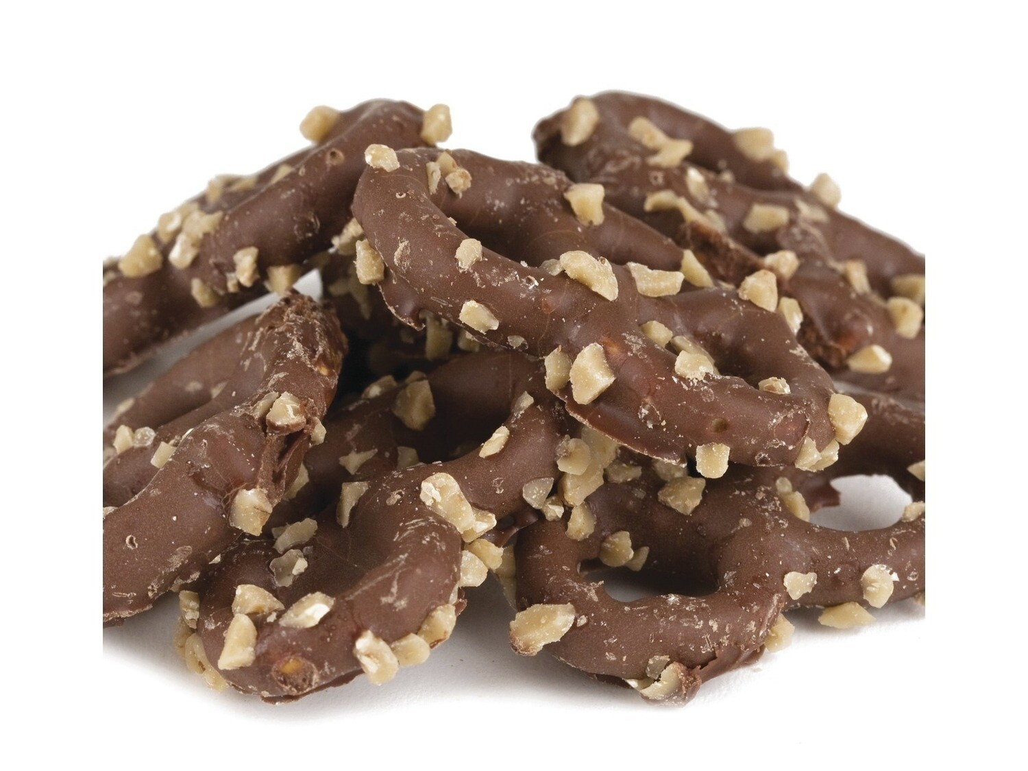 Chocolate Toffee Covered Pretzels
