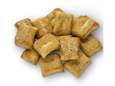 Garlic Parmesan Pretzel Nuggets
