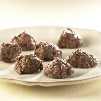Milk Chocolate Potato Chip Clusters