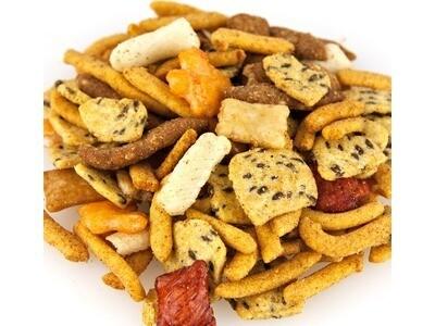 Taco Crunch Snack Mix