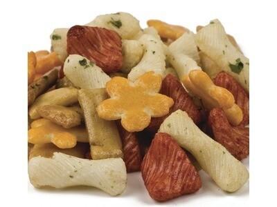 Oriental Rice Sun Snack Mix