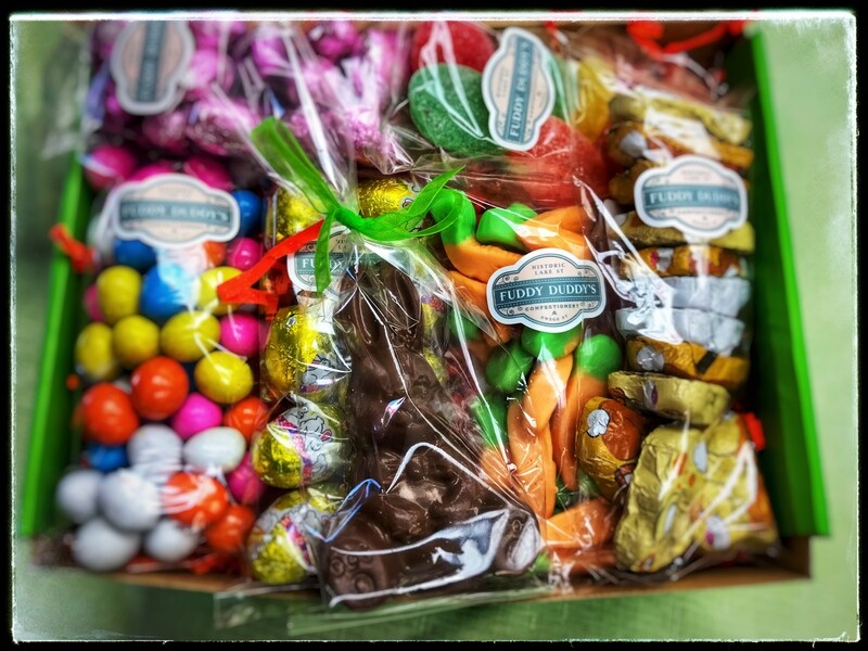 Fuddy Duddy's Happy Easter Gift Set - Small