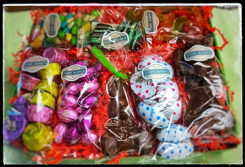 Fuddy Duddy's Happy Easter Gift Set - Medium