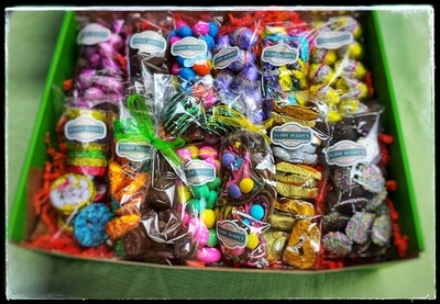 Fuddy Duddy's Happy Easter Gift Set - Chocolate Lovers