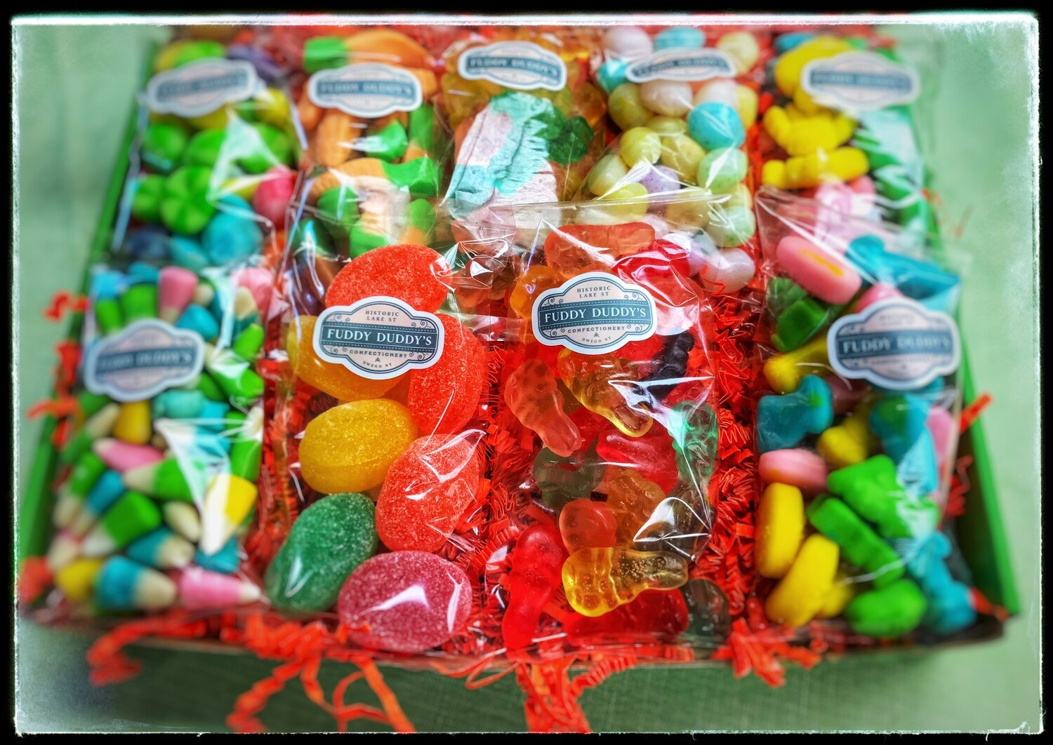 Fuddy Duddy's Happy Easter Gift Set - Gummy Lovers