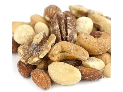 Deluxe Roasted & Salted Mixed Nuts (No Peanuts)