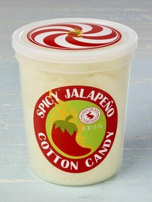 Cotton Candy - Spicy Jalapeno