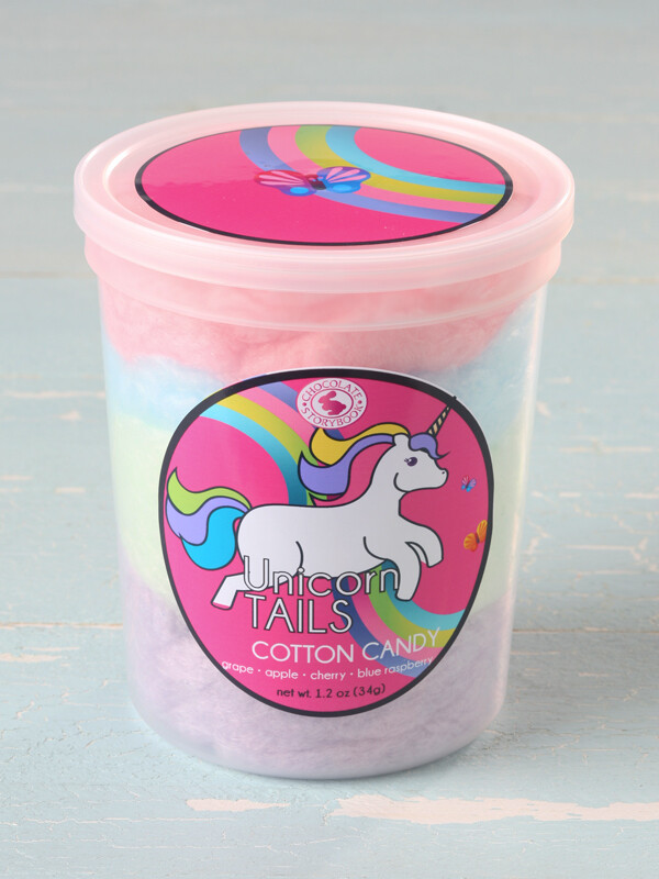 Cotton Candy - Unicorn Tails