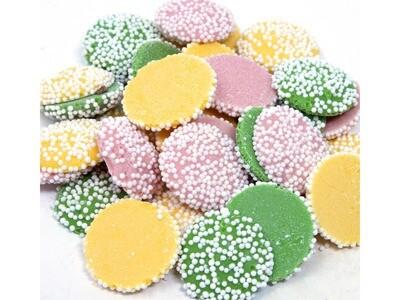 Pastel Mint Nonpareils
