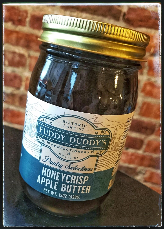 Fuddy Duddy's Honeycrisp Apple Butter