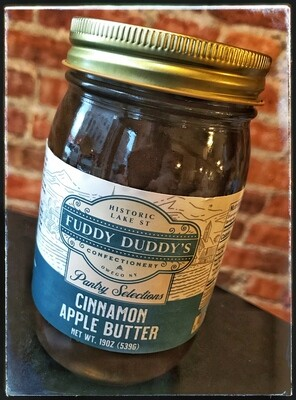 Fuddy Duddy's Cinnamon Apple Butter