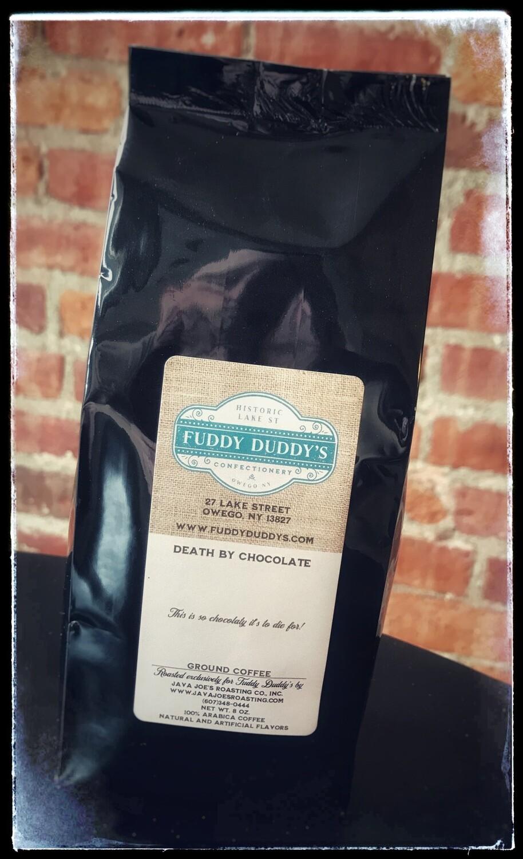 Fuddy Duddy's Ground Coffee - Death By Chocolate
