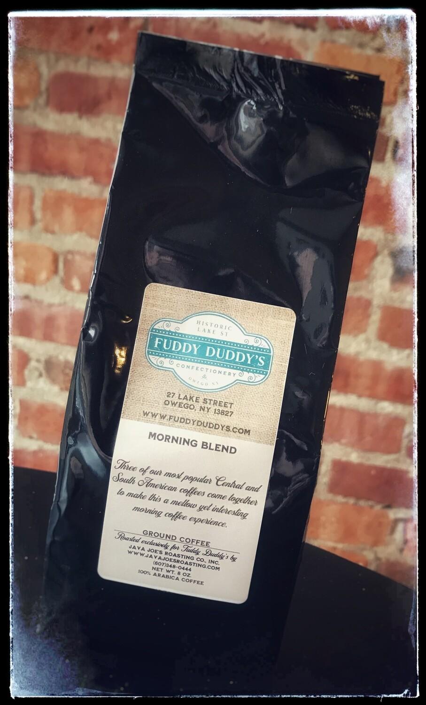 Fuddy Duddy's Ground Coffee - Morning Blend