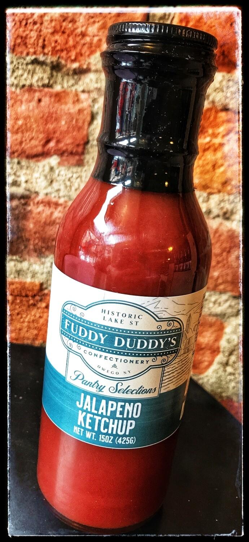 Fuddy Duddy's Jalapeno Ketchup