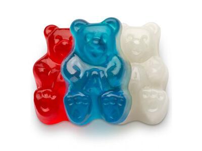 Patriotic Gummy Bears