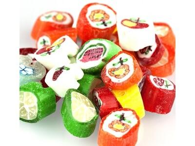 Cut Rock Candy