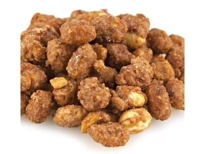 Sweet & Hot Buffalo Peanuts