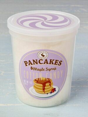 Cotton Candy - Pancakes & Maple Syrup