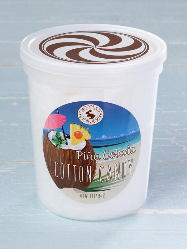 Cotton Candy - Pina Colada