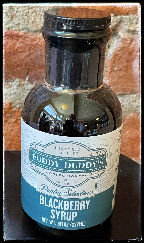 Fuddy Duddy's Blackberry Syrup