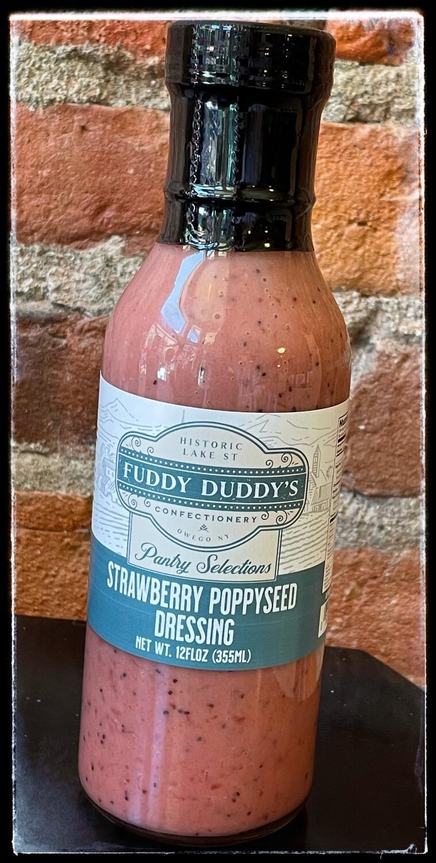 Fuddy Duddy's Strawberry Poppyseed Dressing