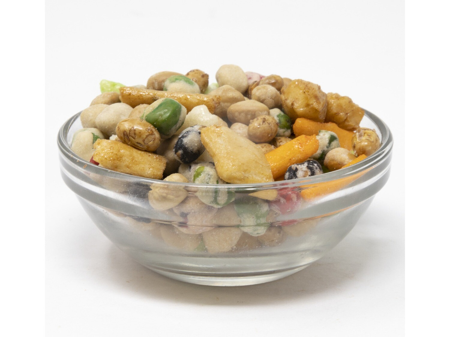 Wasabi Explosion Snack Mix