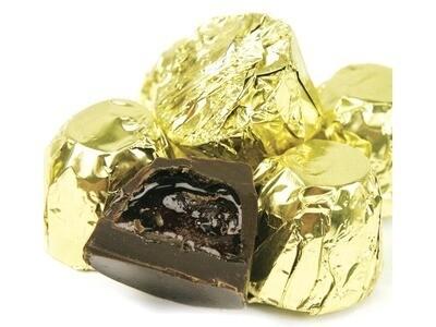 Dark Chocolate Cherry Cordials
