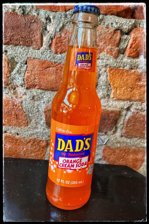 Dad's Old Fashioned Orange Cream Soda