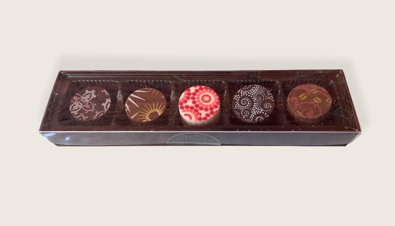 Artisan Chocolate Truffle Gift Boxes