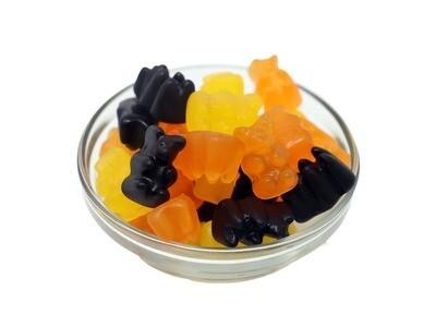 Fall Gummy Bears