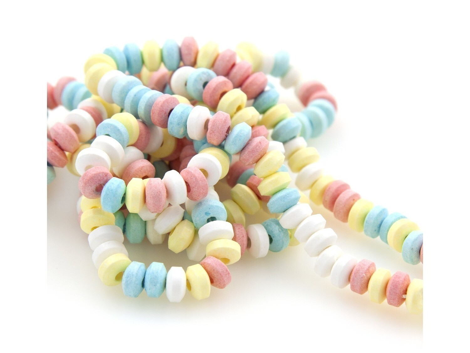 Smarties Candy Necklaces
