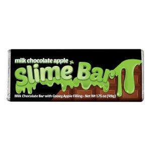 Milk Chocolate Apple Slime Bars