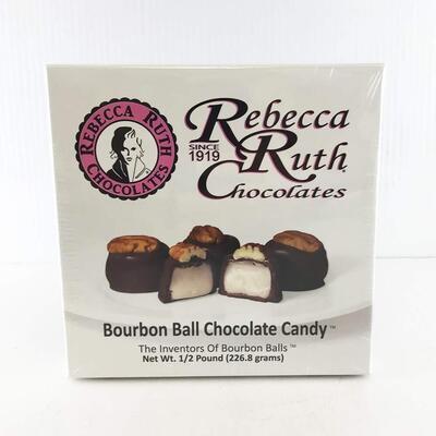 Rebecca Ruth Bourbon Ball Chocolate Candies