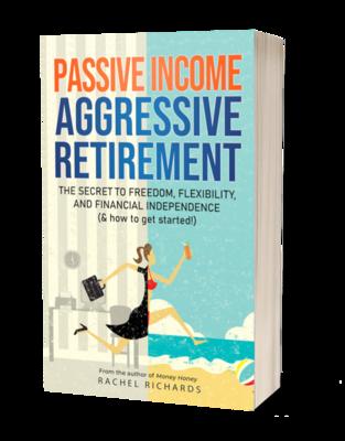 """Passive Income, Aggressive Retirement"" Autographed Paperback"