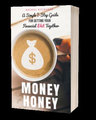 """Money Honey"" Autographed Paperback"