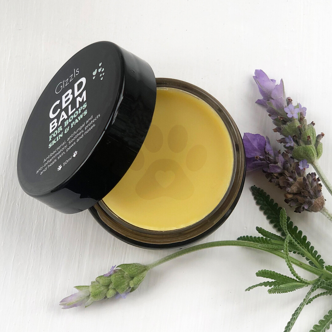 CBD Balm for Boops, Skin and Paws