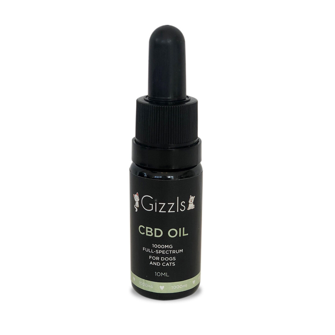 Gizzls CBD Oil For Cats and Dogs