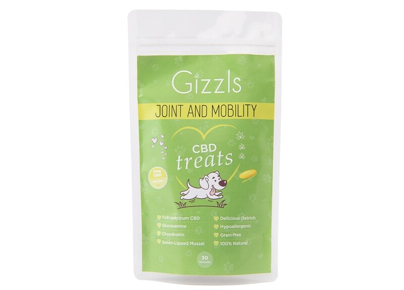 Joint and Mobility CBD Treats