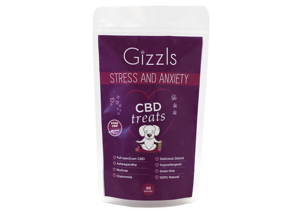 Stress and Anxiety CBD Dog Treats