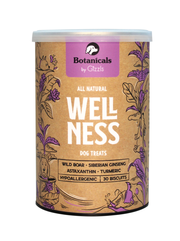 100% Natural Dog Treats for General Wellness