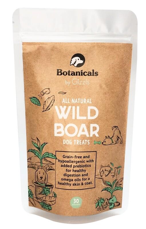 100% Natural Wild Boar Dog Treats