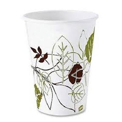 Goblets/Verres de carton plastifiés