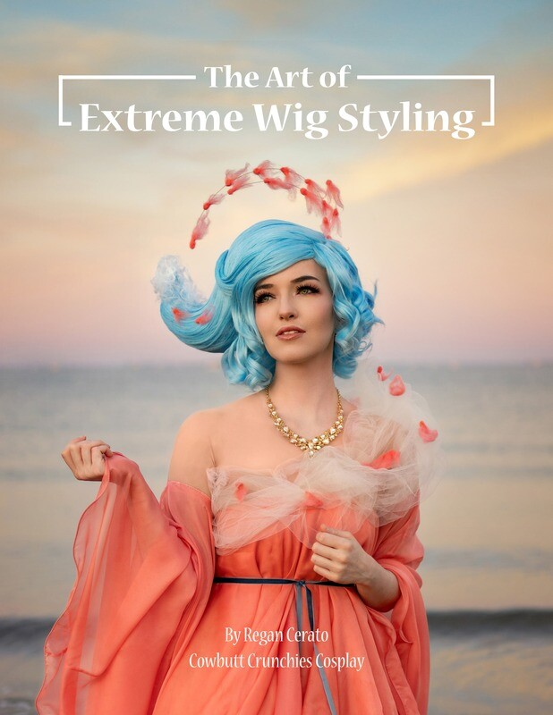 The Art of Extreme Wig Styling - Softcover
