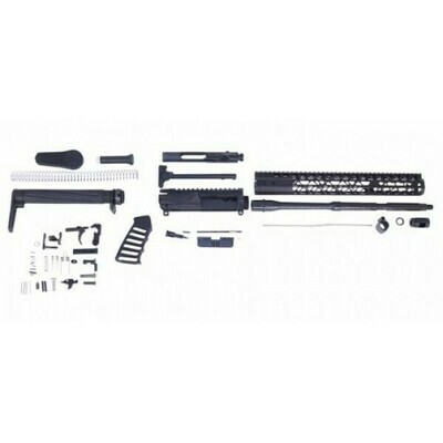 COMPLETE LIGHT WEIGHT RIFLE KIT WITH 80 LOWER