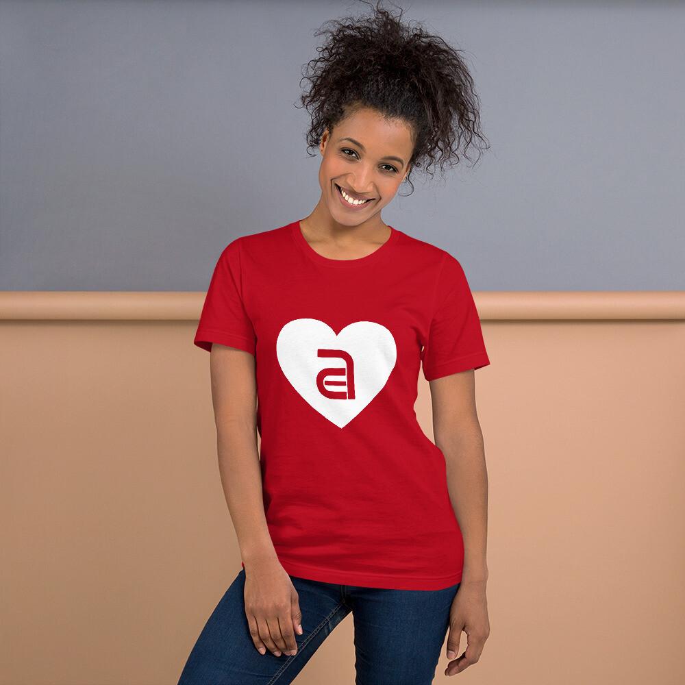 Show Heart T-Shirt