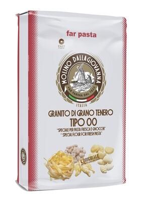 Granito Farina di grano tenero TIPO 00 Molino Dallagiovanna
